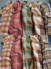 Hand-Picked Medium Flannel