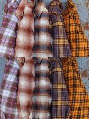 Hand-Picked Medium Flannel