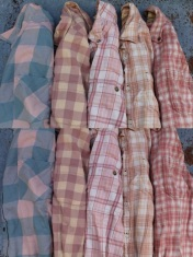 Hand-Picked Large Flannel