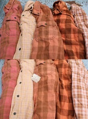 """""""Well-Worn"""" Flannel - Medium"""
