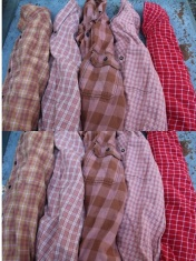 """Well-Worn"" Flannel - Extra Large"