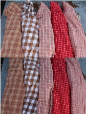 """""""Well-Worn"""" Flannel - Extra Large"""